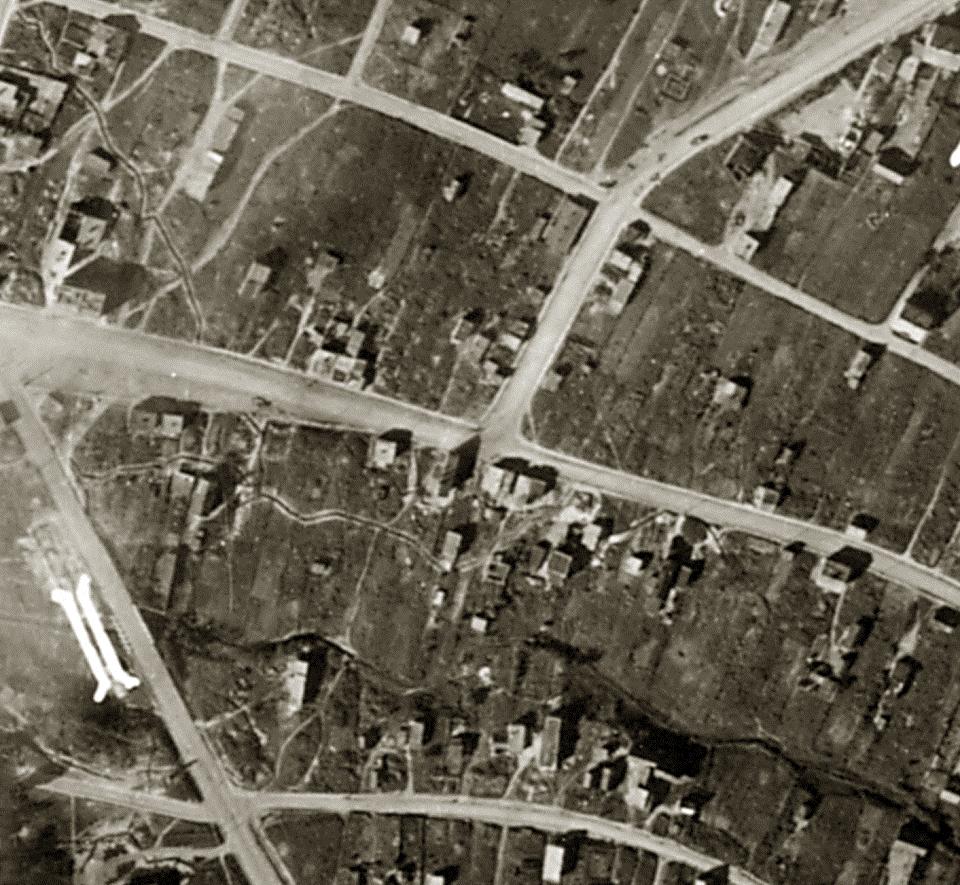 Wyszkowski Rynek w 1944 roku